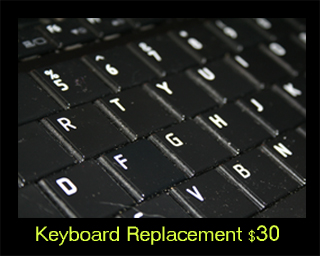 Keyboard Replacement